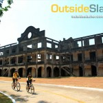 Biking in Corregidor