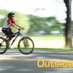 Biking and Running in UP Diliman