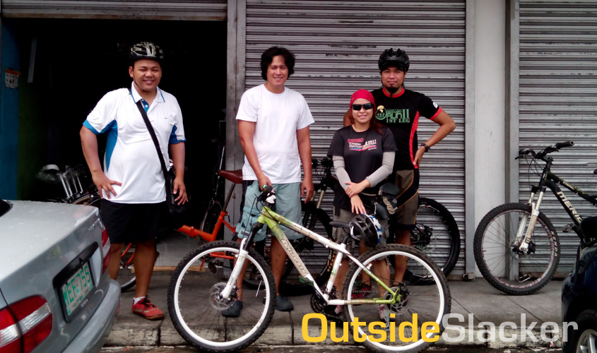 Mayon Bike Rental