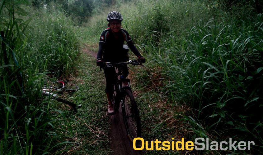 Camp Aguinaldo Bike Trail