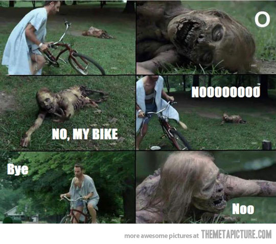 Walking Dead Bicycle