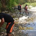 Bikers Clean Up Puray Falls